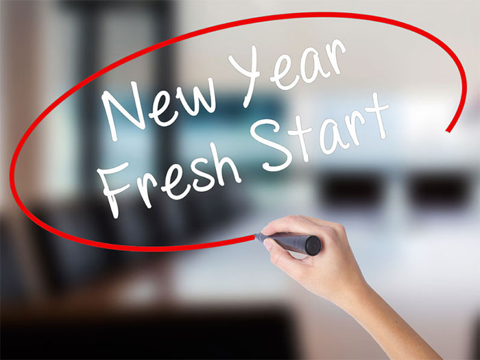 New Year's Career Resolutions