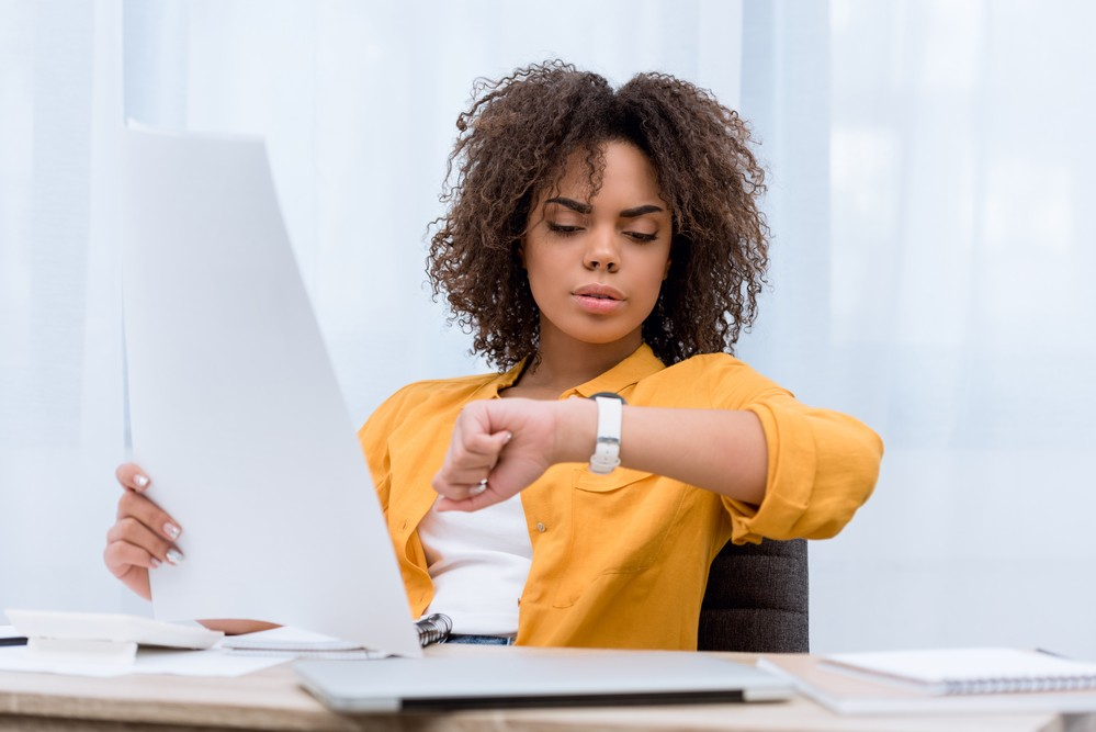 When Time is in the Way of Your Career Goals